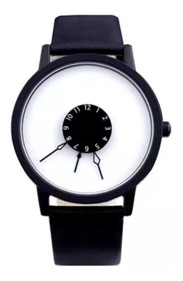 Excelente Y Divertido Reloj Unisex Para Hombre O Mujer