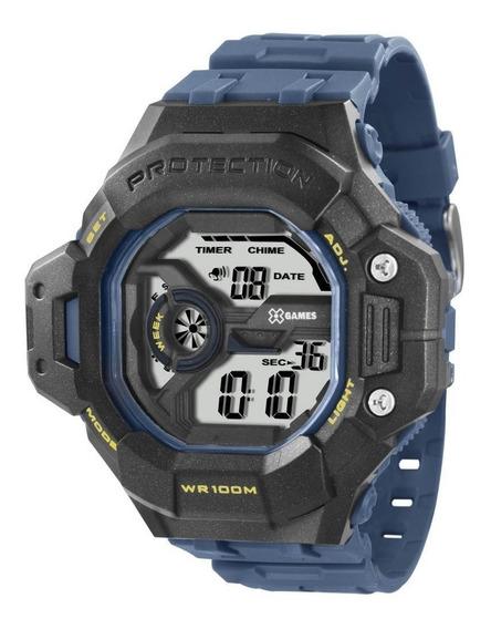 Relógio De Pulso X-games Xmppd300 Bxax