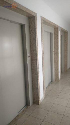Apartamento Com 1 Dormitório À Venda, 67 M² Por R$ 380.000 - Jardim Aquarius - São José Dos Campos/sp - Ap12107