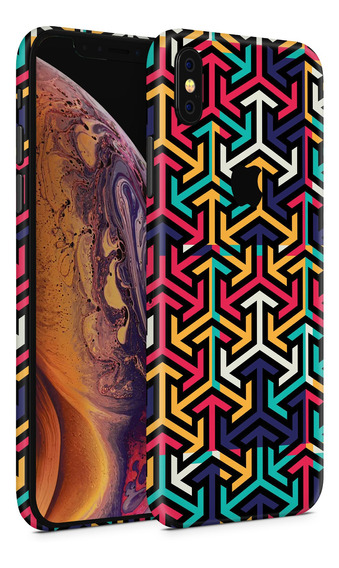 Skin Abstract V2 Para Telefonos Apple iPhone