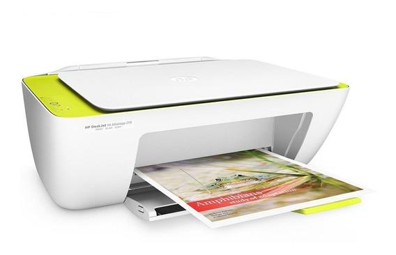 Impresora Hp Multifuncional 2135 Deskjet Ink Copia Escanea