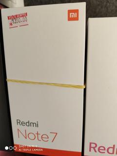 Smartphone Xiaomi Redmi Note 7 Dual 64gb 4gb Ram 660