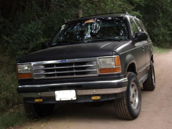 Ford Explorer Xlt V6 4l