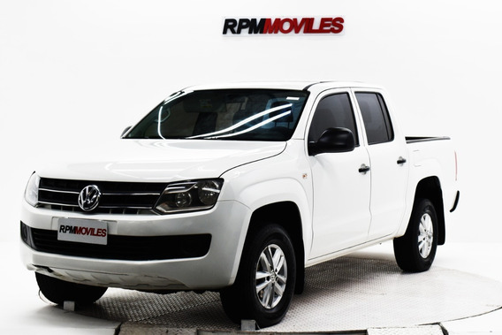 Volkswagen Amarok Dc Starline 4x4 2.0 140hp Rpm Moviles