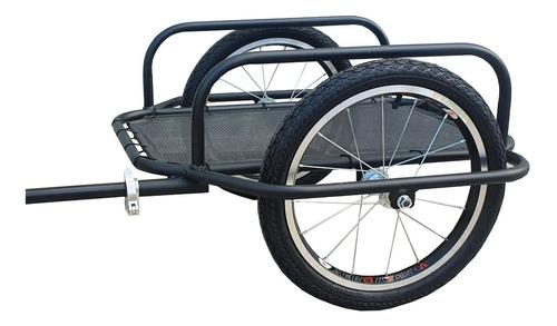 Imagem 1 de 8 de Carretinha Para Bicicleta - Reboque Trailer - Frete Grátis