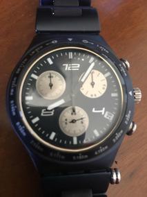 Relógio Swatch And Sérgio Garcia Edição Limitada