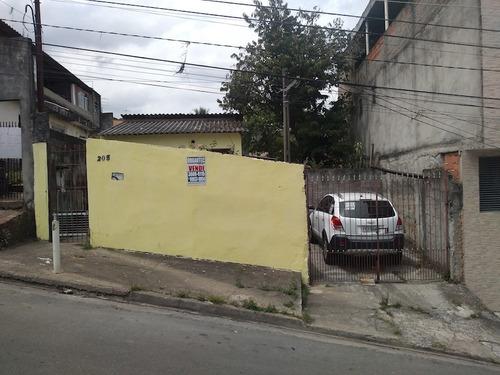 Casa Terrea, Jd. Padroeira I, Osasco, 1 Dorm, 1 Vaga - 6476
