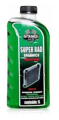 Aditivo Radiador Verde Organico Concentrado 1l Gitanes