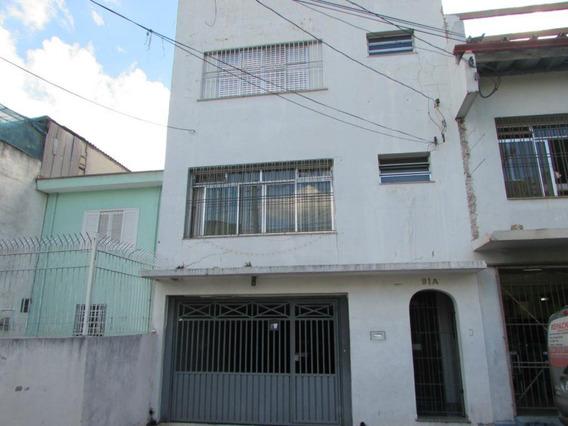 Sobrado Residencial À Venda, Vila Prudente, São Paulo. - So0710