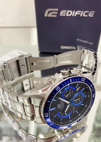 Relógio Casio Edifice Efr-552d-1a2v