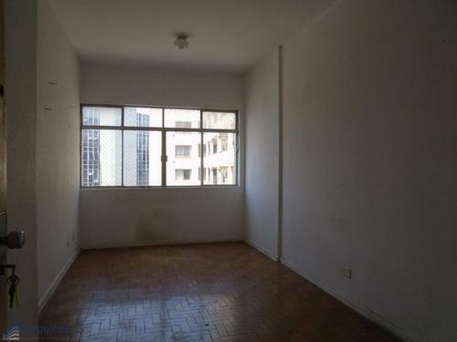 Imagem 1 de 15 de Apartamento 01 Dormitório, A 200 Metros Metrô, E Terminal De Ônibus, Av Nove De Julho-bela Vista. - Md942