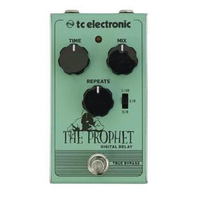 Pedal Para Guitarra Tc Electronic - The Prophet Delay