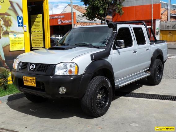 Nissan Frontier D22 Np300 4x4 Mt
