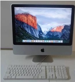 iMac 2,4 Ghz Intel Core 2 Duo 4 Gb 800 Mhz