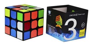Cubo Rubik De Ingenio Y Habilidad En Caja Colorpen