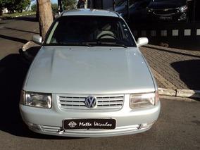 Volkswagen Santana 1.8 4p Álcool Completo Ótimo Estado!!!