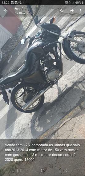 Honda Fam 125 Com Motor150