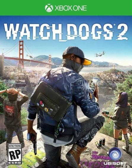Watch Dogs 2 Xbox One Digital Offline + Brinde