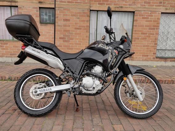 Yamaha Tenere Xtz250z Negra 2014