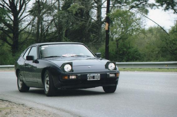 Vendo Porsche 924 Excelente Estado. Original.
