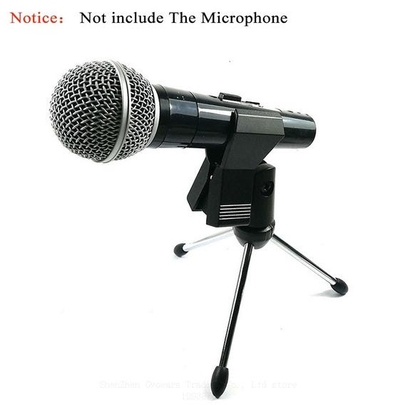 Microfone Suporte Ajustável Microfone Suporte Dobrável Mic G