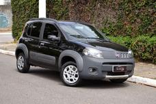 Fiat Uno 1.4 Way Flex - Completo - 2011