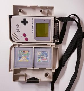 Nintendo Game Boy Original 1989. Origen Japon + Juegos.