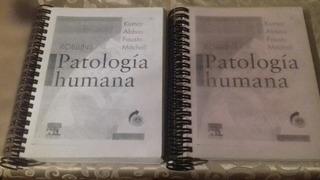 Libro Físico Patología Humana Medicina Kumar Abbas