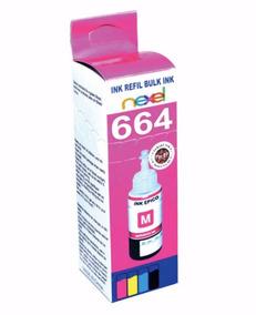 Tinta Nexel Refil Para Hp / Epson 100ml Magenta