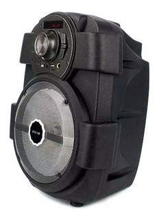 Parlante Portati Karaoke Bluetooth Usb + Luz Kts 1030