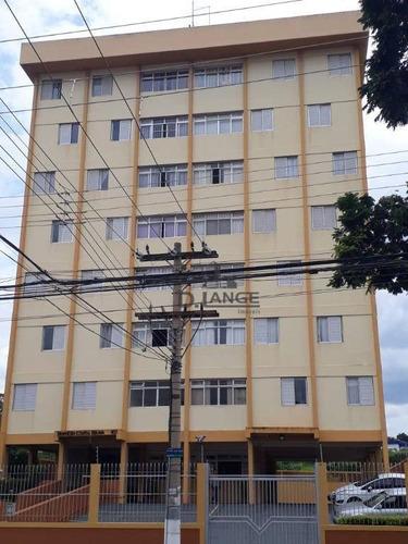 Imagem 1 de 16 de Apartamento Com 2 Dormitórios À Venda, 68 M² Por R$ 280.000 - Vila Industrial - Campinas/sp - Ap17333