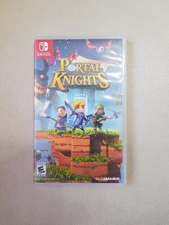 Portal Knights Nintendo Switch, Excelente Estado
