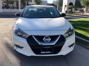 Nissan Maxima Exclusive 2016 V6 3.5l 300hp