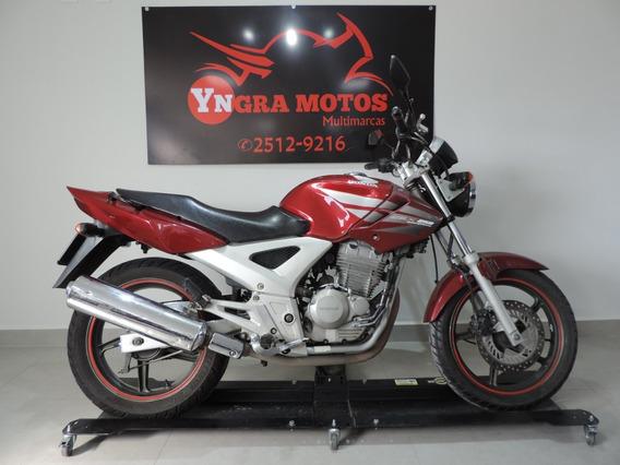Honda Cbx 250 Twister 2002 Nova