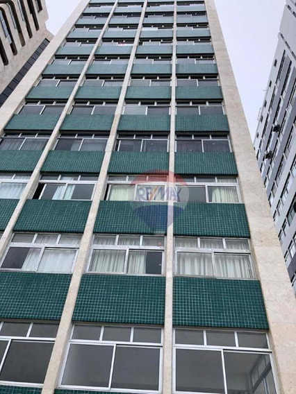 Apartamento Na Avenida Boa Viagem - Ap1553