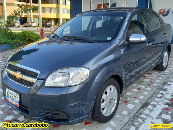 Chevrolet Aveo Automatico Lt