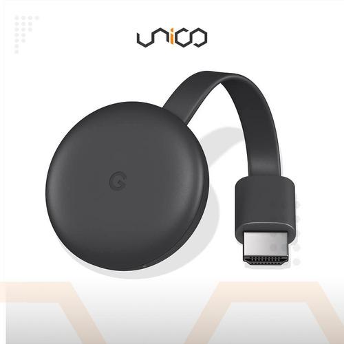 Google Chromecast 3ra Generacion Hd Convertidor De Tv (59$)