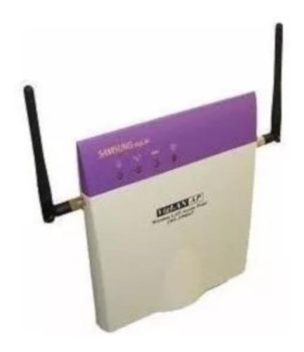 Access Point Wireless Ap Samsung Swl-3300ap Novo Na Caixa