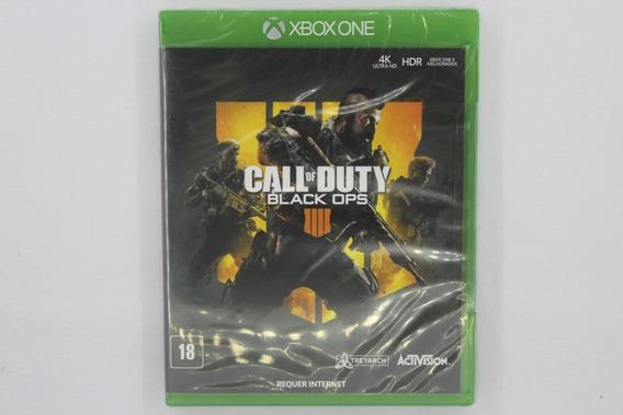 Jogo Call Of Duty Black Ops 4 Xbox One Mídia Física