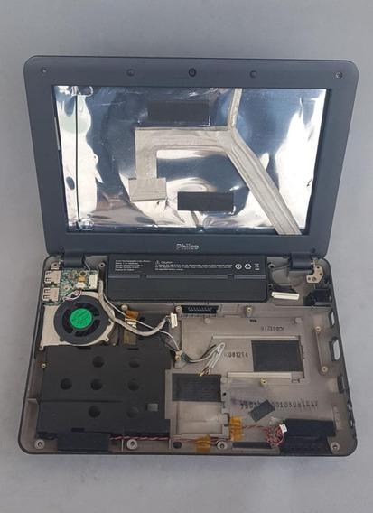 Carcaça Netbook Philco Phn10002+ Brinde