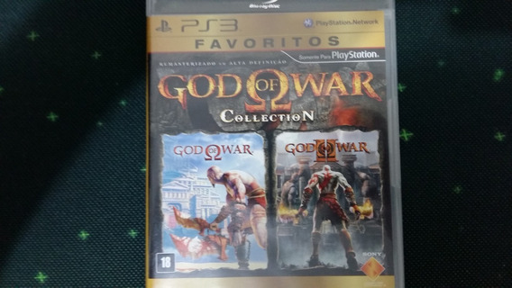 [ps3] God Of War Collection