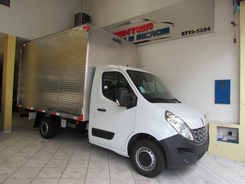 Renault Master No Chassi 21/22