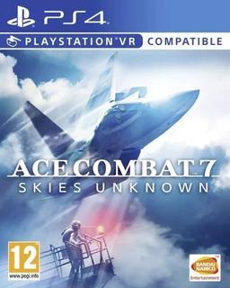 Ace Combat 7: Skies Unknown Launch Edition Ps4 1 Promoção