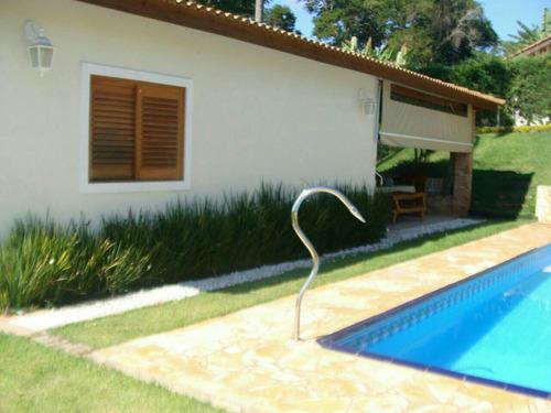 Imagem 1 de 14 de Chácara Em Atibaia
