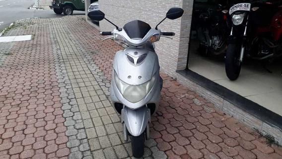 Suzuki Burgman 125cc Ano 2009-documentação Em Dia!