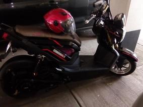 Scooter Eléctrica Kuwan, No Mas Gasolina Ni Verificación