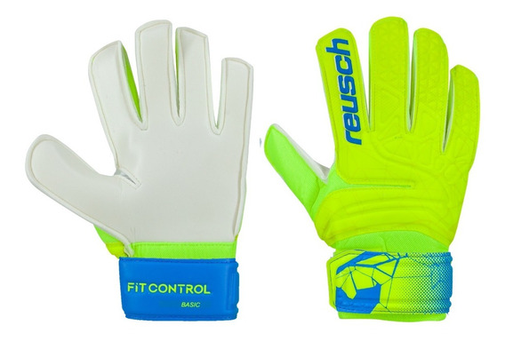 Guantes Reusch Fit Control Basic New Exclusivo
