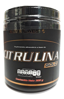 Citrulina Gold Elite Labs 60 Servs Envio Full