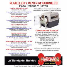Alquiler De Guacales Para Mascotas En Bogota Y Medellin