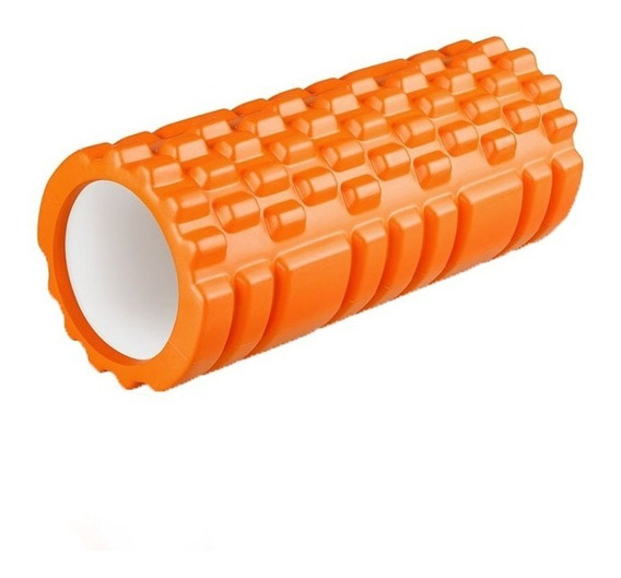 Rolo Foam Roller Rodillo Masajeador Miofascial Fitnesas